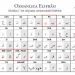 Osmanlıca Harfler - Osmanlı Türkçesi Hakkında